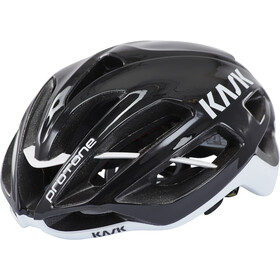 Kask Protone Casque, black/white
